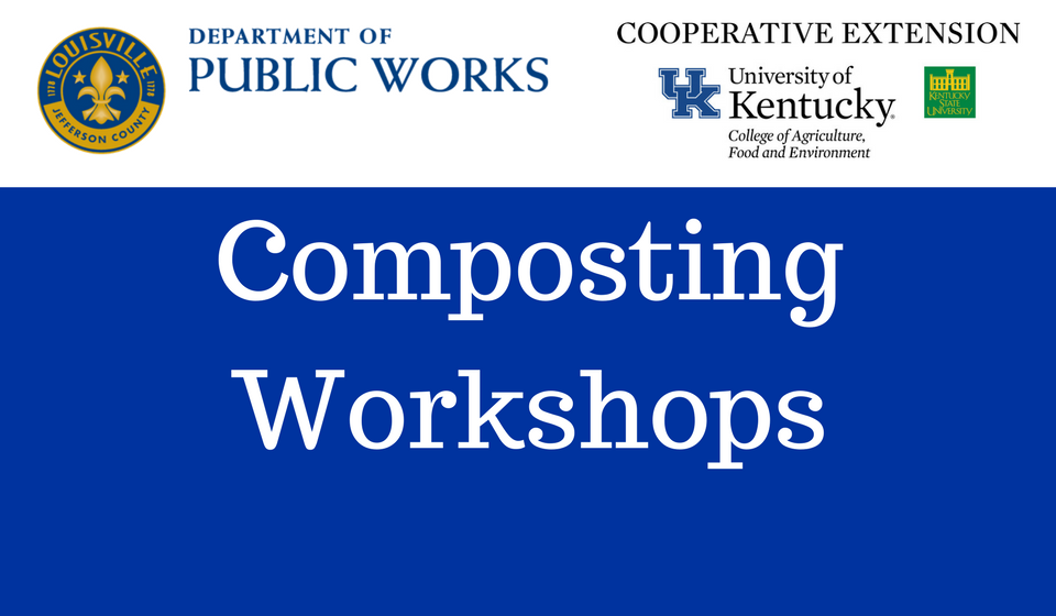 Three Composting Workshops